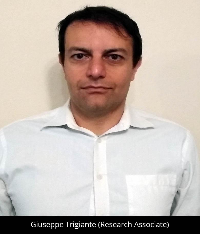 Giuseppe Trigiante – Research Associate